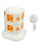 8 Outlets Multipurpose Vertical Socket (2500W) / AU Plug