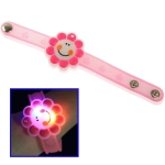 Sunflower Style LED Flashing Wrist Strap