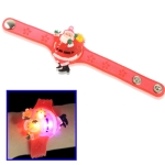 Santa Claus Style LED Flashing Wrist Strap