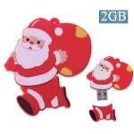 USB флеш-накопитель Christmas Father, 2Гб