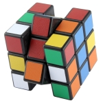 58mm Six-Color Square 3x3x3 Magic Cube