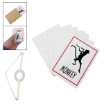 Magic Trick Toy - Animal Prediction Paper Cards