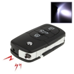 Prank Trick Joke Toy - 3 in 1 Electric Shock Car Key Remote Control with Flashlight