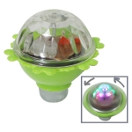 Plastic Gyro Toy with Colorful Lighting
