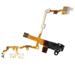 OEM Version Black Headphone Audio Jack Ribbon Flex Cable for iPhone 3G/3GS