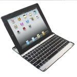 Ultra-thin Mobile Bluetooth 3.0 Keyboard for iPad 3 /iPad 2 (Black)