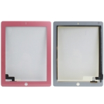 Replacement Touch Panel for iPad 2 (Pink)