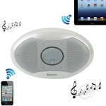 Bluetooth 2.0 Portable Speaker for New iPad (iPad 3) / iPad 2 / iPhone 4 & 4S / 3GS / Other Bluetooth Function Mobile Phones (MZ800)