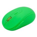 Беспроводная оптическая мышь игровая (Зеленая)