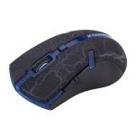 Беспроводная оптическая компьютерная мышь (Синяя)