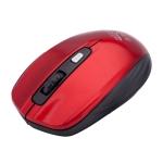 Беспроводная оптическая мышь (Красная)