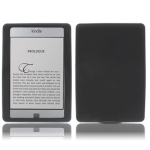 Silicone Case for Amazon Kindle 4 (Black)