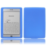 Silicone Case for Amazon Kindle 4 (Blue)