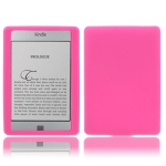 Silicone Case for Amazon Kindle 4 (Pink)