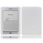 Silicone Case for Amazon Kindle 4 (Transparent)