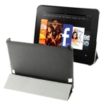 7 inch Leather Case with Holder for Amazon Kindle Fire