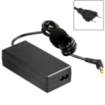 EU Plug AC Adapter 19V 3.42A 65W for Asus Notebook, Output Tips: 5.5x2.5mm