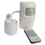Mini Alarm DVR Camera with Remote Controller , With sharp chipset, Only can use original SD card