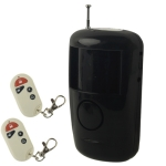 Wireless Infrared Remote Alarm System, Detect Distance: 8-15m, Emission Frequency: 315MHz