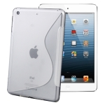 S Line TPU Case for iPad mini (Transparent)