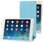 3-fold Smart Cover for iPad mini (Baby Blue)