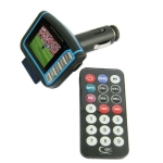 1.8 inch LCD Screen Car MP4 Player with FM Transmitter, Support Mini SD Card