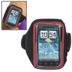 General Sports Armband Case for HTC (Red)