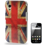 Retro England Flag Plastic Protection Case for Samsung Galaxy Ace / S5830