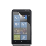 LCD Screen Protector for HTC HD7 , With Anti Glare 