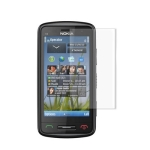 LCD Screen Protector for Nokia C6-01 , With LCD