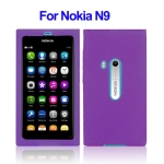 Silicone Case for Nokia N9 (Purple)