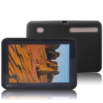 Silicone Case for Motorola XOOM (Black)