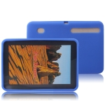 Silicone Case for Motorola XOOM (Blue)