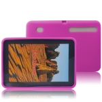 Silicone Case for Motorola XOOM (Pink)