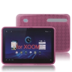 TPU Case for Motorola Xoom (Pink)