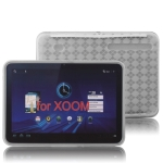 TPU Case for Motorola Xoom (Transparent)