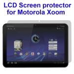Professional LCD Screen Protector for Motorola Xoom