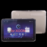 Crystal Case for Motorola Xoom (Transparent)