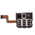 Replacement Black Keypad Flex Cable for N82