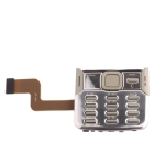 Replacement Silver Keypad Flex Cable for N82