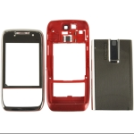 Full Housing Cover for Nokia E66, Original Version (Red)