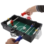 Booze Ball Drinking Game Mini Soccer Football Table with Balls & Shot Glasses