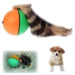 Small Motorized Rolling Chaser Ball Toy for Dog / Cat / Pet / Kid