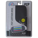 Genuine Leather bag for PSP/PSP2000/PSP3000