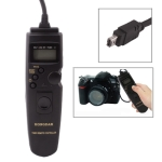 LCD Display Timer Remote Cord for Nikon D90 / D5000 / D7000 / D3000 / D3100