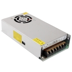 S-200-12 DC 0-12V 16.7A Regulated Switching Power Supply, with Cooling Fan (100~240V)