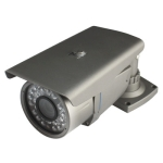 1/3 SONY Color 650TVL CCD Waterproof Camera, IR Distance: 50m