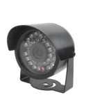 1/3 CMOS Color 380TVL 30 LED Mini Waterproof Camera