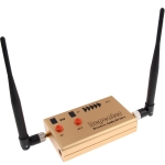 2.4Ghz Long Distance Transmitter, transmitting range is up to 10Km.