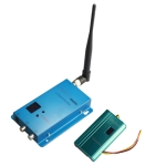 1.5G 1500mW Wireless AV Transmitter